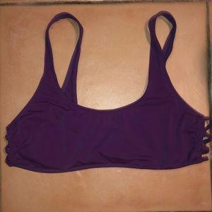 Urban Outfitters purple bikini top size L